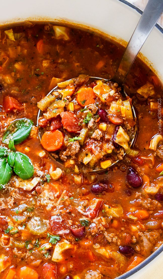 Italian-Vegetable-Soup