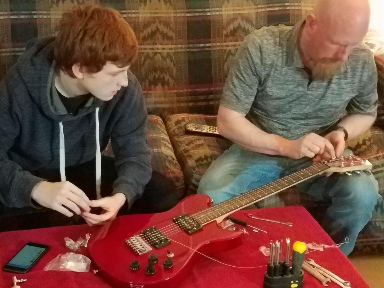 Guitar Work